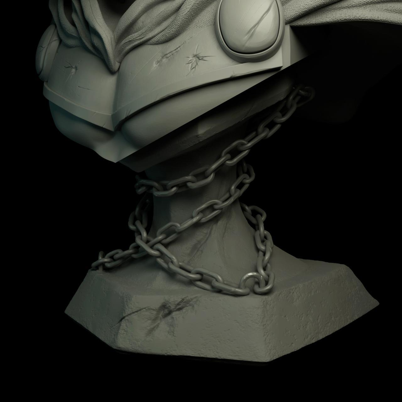 工头的雕像|惊奇Fanart