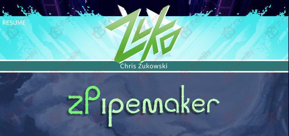 管道制作插件 zPipeMaker for maya
