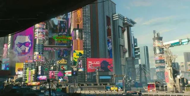 《赛博朋克2077》实机演示中,这8个亮点足够吸引玩家眼球