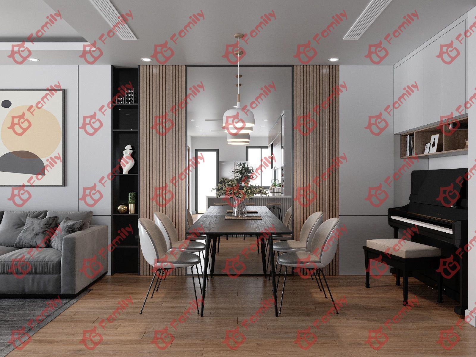 客厅_餐厅_厨房_入户门模型_餐桌_椅子_沙发_地毯_吊灯_花瓶和植物_佛龛_衣柜_凳子_3d模型网