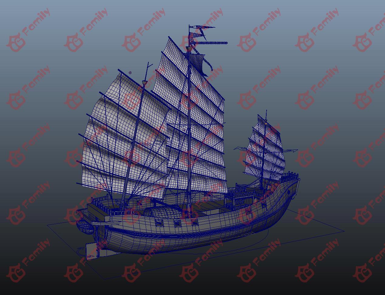 古代炮船 古代船只 古代运输 货船 海上丝绸之路 西洋船 中国古代船 中国船