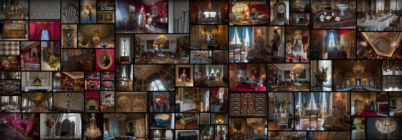 宫殿殿堂内饰 Palace Interiors