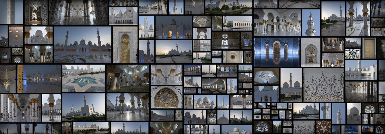 大白清真寺 Grand White Mosque