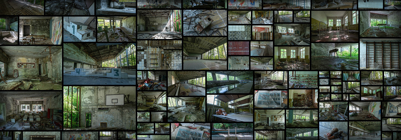 普里皮亚特内饰 Pripyat Interiors II