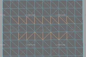 Maya建模小插件 AriQuadrangulateRing