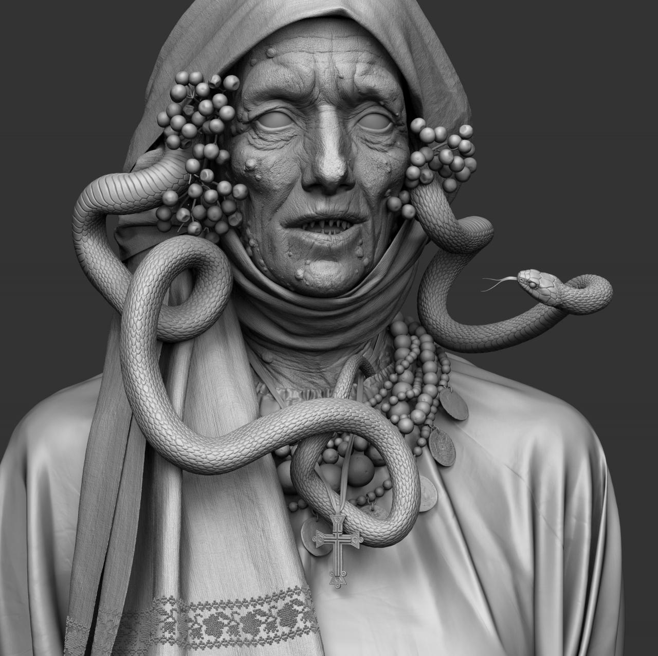 蛇语者(实时)