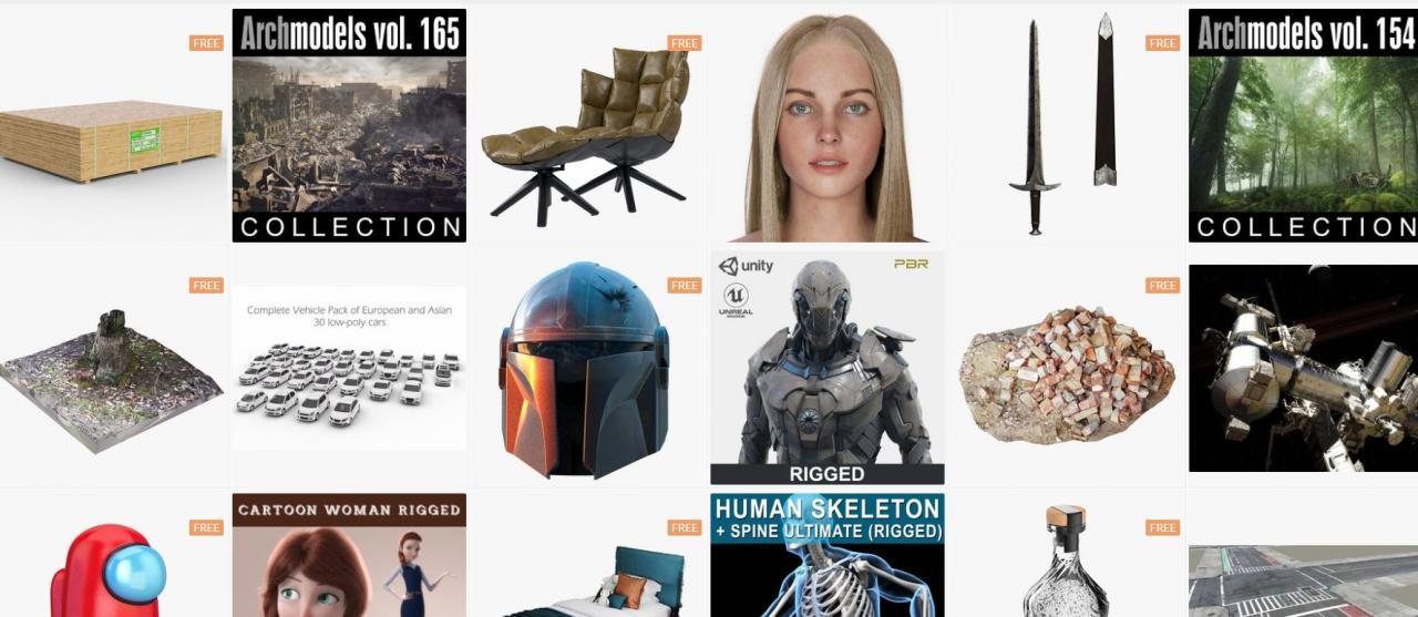 Shutterstock收购全球最大的3D市场TurboSquid